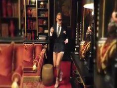 Миллионер без брюк и на шпильках покорил Сеть зажигательным танцем - Вести.Ru