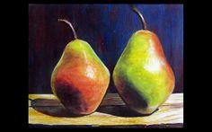 Pears by Eric D Greene