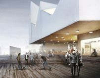 Baltic Sea Art Town- Estonia- Competition 1st Award
