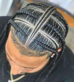 Cornrows Men, Cornrow Hairstyles For Men, Kids Braided Hairstyles, African Hairstyles, Braids With Fade, Braids For Boys, Braids For Short Hair, Little Boy Braids, Male Braids