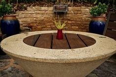 >>Simply click the link to read more about concrete fire table. Click the link to find out more~~ The web presence is worth checking out. Fire Pit Gravel, Metal Fire Pit, Concrete Fire Pits, Concrete Patio, Fire Pit Bowl, Gas Fire Pit Table, Fire Bowls, Fire Pit Gallery, Outdoor Fire