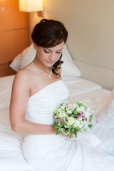 Hochzeitsfotografie Christina & Eduard  #Christina_Eduard_Photography  #Brautstrauß #Hochzeit #Golf_Hotel_Freigeist
