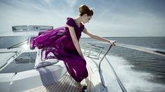 Photoshoot for Gajda Fashion Group and Galeon yachts. Dress Up Boxes, Behance, Fashion Group, Models, Purple Dress, I Dress, Photoshoot, Lifestyle, Yachts