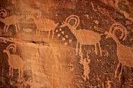 Nevada Petroglyphs and Pictographs Ancient Mysteries, Outdoor Sculpture, Glyphs, Ancient Art, Painting Techniques, Rock Art, American Indians, Nevada, Symbols