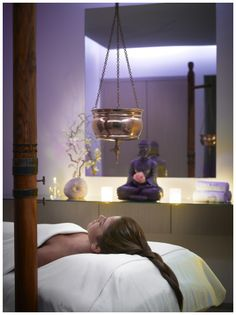 One-of-a-kind treatments are offered at the Spa Saint-Martin by La Prairie