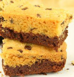Brookies – Brownie trifft Cookie von amerikanisch-kochenDE
