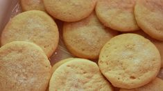 US Navy's soft sugar cookie recipe from WWII, and how to make it at home   Fox News Chewy Sugar Cookie Recipe, Easy Sugar Cookies, Yummy Cookies, Fudge Recipes, Cookie Recipes, Snack Recipes, Snacks, Cookie Desserts, Healthy Recipes