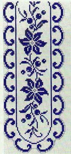 ru / Foto # 34 - δυο 20 by Divonsir Borges Cross Stitch Bookmarks, Cross Stitch Borders, Cross Stitch Charts, Cross Stitch Designs, Cross Stitching, Cross Stitch Embroidery, Hand Embroidery, Cross Stitch Patterns, Embroidery Patterns