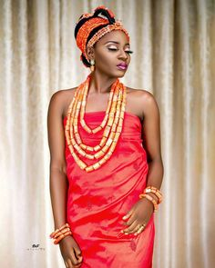 "213 Likes, 4 Comments - Edo weddings💍and other events (@edoweddingcatalogue) on Instagram: ""❤❤ Make up: @_bligue Okuku: @cheery_beauty Photography:@ynf_studios Muse:@staceii…"""