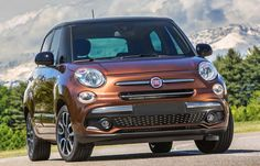 2018 Fiat 500L Best Small City Car with Fresh Redesign