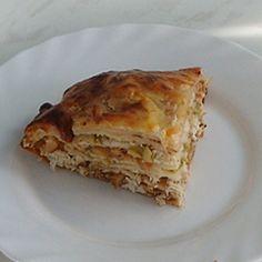 Блинчатый пирог
