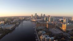 Harbor Island and Downtown Tampa by Tampa Aerial Photographers http://celebrationsoftampabay.com/