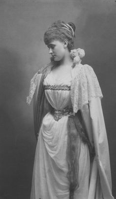 Daisy Greville, Countess of Warwick, second mistress of Edward VII