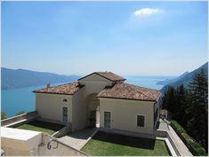 Santuario di Montecastello - Lago di Garda Lake Garda, Vacation Spots, Italy Travel, Mansions, House Styles, Places, Outdoor Decor, Iglesias, Google