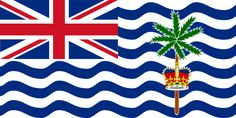 Flag of the British Indian Ocean Territory - Territorio britannico dell'Oceano Indiano - Wikipedia Julie London, Norah Jones, Jeff Koons, All Flags, Flags Of The World, Billie Holiday, Arctic Monkeys, Union Jack, Philippe Leotard