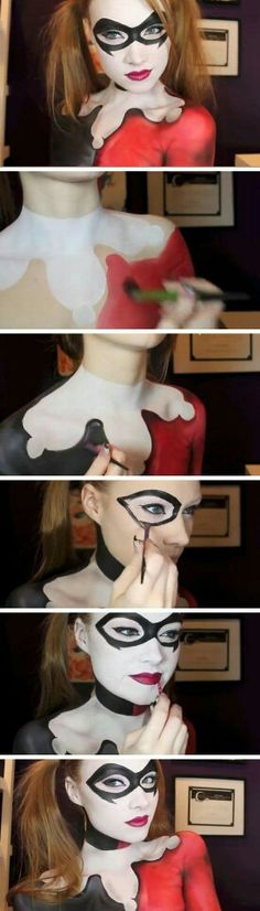 15 Amazing Halloween Makeup Tutorials That Will Take Your Costume To The Next…