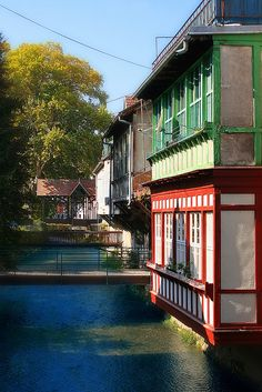 The colorful and picturesque town of Samobor, Croatia (by Robert Slavecki).