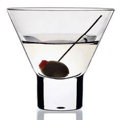 iittala Aarne Set of Two 2 Oz. Cocktail Glasses