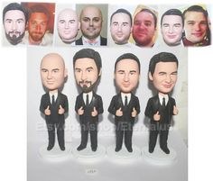 Hey, I found this really awesome Etsy listing at https://www.etsy.com/listing/204192058/groomsmen-gifts-custom-bobbleheads