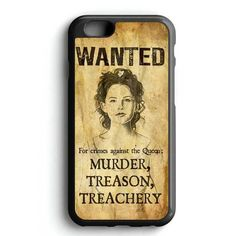 Wanted Crimes Chinderes(2) iPhone 7 Case