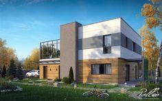 Projekt domu X5