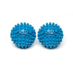 Footstar Massage Balls 2-Pack - Pain and Spasm Reliever - Plantar Fasciitis Treatment