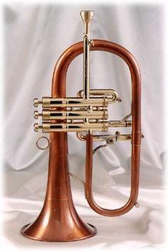"""Taylor Trumpets - Flugelhorns"""""""