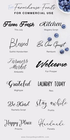 12 Free Farmhouse Fonts For Commercial Use Fabulous Free Font Pairings for Special Occasions Always aspired to discover ways to knit, however not sure where do you. Free Font Design, Font Free, Free Cursive Fonts, Free Cricut Fonts, Monogram Fonts Free, Hand Lettering Fonts Free, Free Fonts Download, Free Calligraphy Fonts Download, Hand Lettering