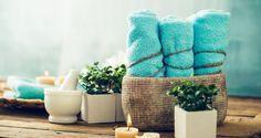 Πετσέτες μαλακές σαν βελούδο, εύκολο τρικ