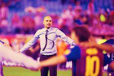 Pep, Gràcies per tot. #FCB #FCBarcelona #Barca #Barcelona
