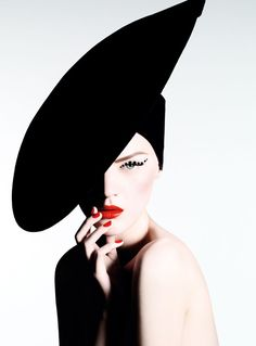 Justin Cooper for So Chic Magazine 2010. Art deco look. Stunning and sharp.