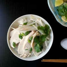 30 Minute Easy Chicken Pho Ga for #WeekdaySupper with @perduechicken