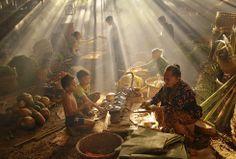 Javanese Traditional Market. Photographer: Mieke Suharini (ppcdn.500px.org)