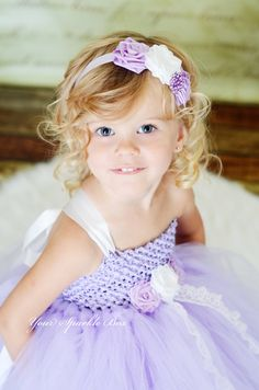 My little Addi can be our flower girl! Since my idiot boyfriend just got a boat he said I can plan our wedding. He will quickly regret that decision :) Purple Tutu Dress, Tulle Dress, Tutu Dresses, Tutus For Girls, Girls Dresses, Flower Girl Dresses, Flower Girls, Lilac Wedding, Wedding 2015