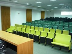 Auditório do Conselho Regional de Medicina do Estado de SC. Projeto AD Progettare Arquitetura e Decoração