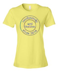 A t-shirt for those women that either love RoodyNoody or hate fashion.
