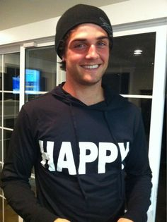 Beau Mirchoff = adorable!  But a little too young!