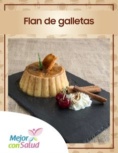 from Depending on the time we have and our cooking skills we can prepare the i Flan, Camembert Cheese, Biscuits, Food And Drink, Pudding, Cupcakes, Sweets, Cooking, Desserts