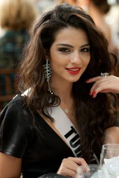 Melisa Asli Pamuk // Miss Turkey // Turkish young woman #turkishwoman