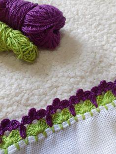 Crochet Gloves Pattern, Crochet Patterns, Crochet Borders, Crochet Necklace, Cross Stitch, Quilts, Embroidery, Dish Towel Crafts, Crochet Dishcloths