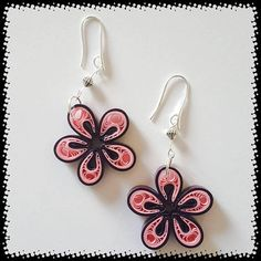 Quilling Jewelry, Paper Quilling, Creations, Jewels, Earrings, Creativity, Diy, Etsy Shop, Marketing