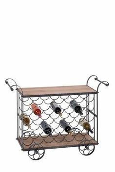 Wine cart, sign me up!