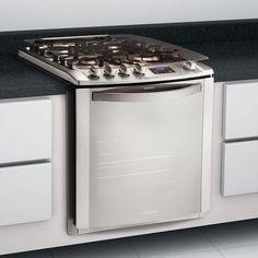 Fogão de Embutir 4 Bocas Electrolux Celebrate 56EFX Inox -Eletrodomésticos - Embutir 4 Bocas - Walmart.com