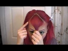 How To Cut 6 Different Types of Bangs - Haircut Tutorial |  MATT BECK VLOG 56 - YouTube