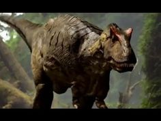 Dinosaur egg fossils - Walking with Dinosaurs: Ballad of Big Al - BBC