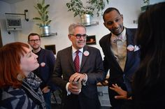Larry Krasner, up for Philly DA, a vision for progressive reforms in law enforcement and prosecution. This guy's a point of hope for social justice advocacy.