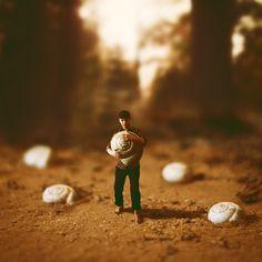 Achraf Baznani Surreal Photography