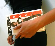 DIY: How to Make a Retro Clutch Out of an Old Video Tape Box http://clossette.com/diy-how-to-make-a-retro-clutch-out-of-an-old-video-tape-box/