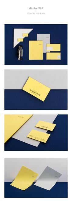 YELLOW FROG \ Branding www.yellow-frog.de