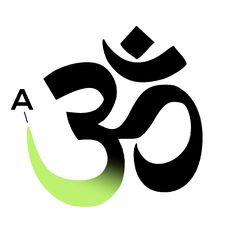 """This is a print of the sacred Om symbol (sometimes romanized as """"Aum""""). This symbol is used in various Dharmic religions such as Hinduism, Buddhism and Jainism. Om Pictures, Tattoo Buddhist, Om Tattoo Design, Hindu Tattoos, Ganesha Drawing, Hindu Symbols, Lord Shiva Hd Wallpaper, Hindu Mantras, Original Tattoos"""